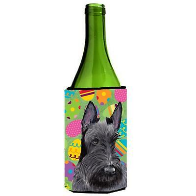 Scottish Terrier Easter Eggtravaganza Wine Bottle Hugger 24 oz.