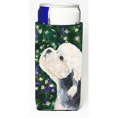 Carolines Treasures Dandie Dinmont Terrier Michelob Ultra s For Slim Cans 12 oz.