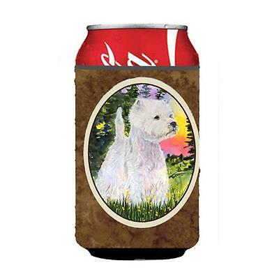 Carolines Treasures SS1067CC Westie Can Or Bottle Hugger 12 oz.