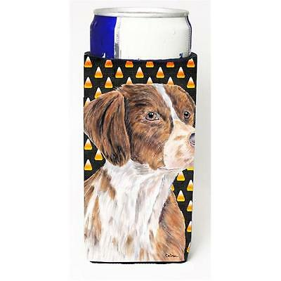 Brittany Candy Corn Halloween Portrait Michelob Ultra s For Slim Cans 12 oz.