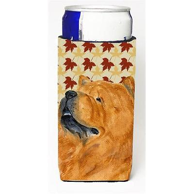 Chow Chow Fall Leaves Portrait Michelob Ultra bottle sleeves For Slim Cans 12... • AUD 47.47