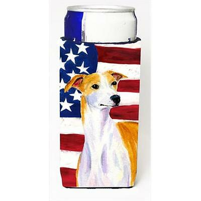 Usa American Flag With Whippet Michelob Ultra bottle sleeves For Slim Cans 12...