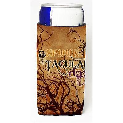 A Spook Tacular Day Halloween Michelob Ultra bottle sleeves For Slim Cans 12 oz.