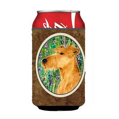 Carolines Treasures SS1004CC Irish Terrier Can Or bottle sleeve Hugger
