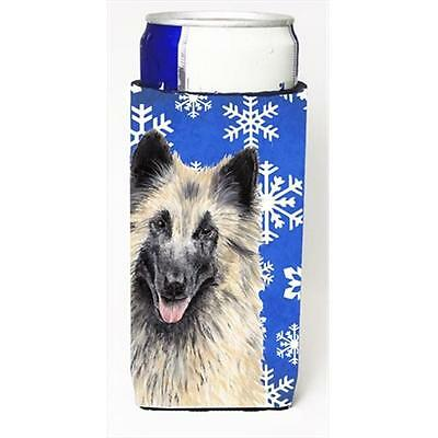 Belgian Tervuren Winter Snowflakes Holiday Michelob Ultra bottle sleeves For ...
