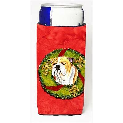 Carolines Treasures Bulldog English Michelob Ultra bottle sleeves For Slim Cans