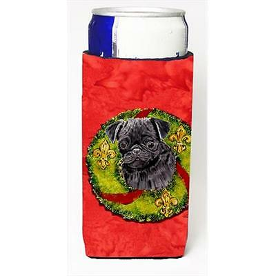 Carolines Treasures SC9096MUK Pug Michelob Ultra bottle sleeves For Slim Cans