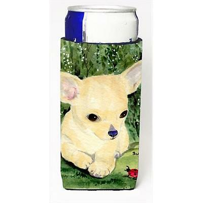 Carolines Treasures Chihuahua Michelob Ultra bottle sleeves For Slim Cans