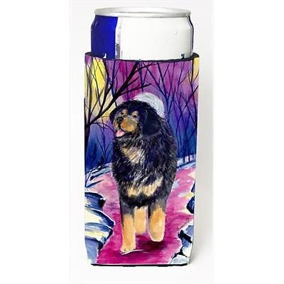 Carolines Treasures Tibetan Mastiff Michelob Ultra bottle sleeves For Slim Cans