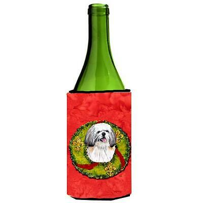 Carolines Treasures SC9108LITERK Shih Tzu Wine bottle sleeve Hugger