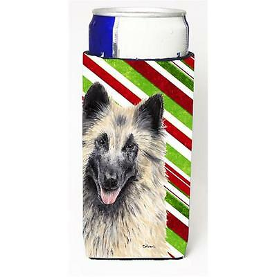 Belgian Tervuren Candy Cane Holiday Christmas Michelob Ultra bottle sleeves F...
