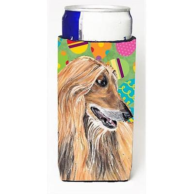 Afghan Hound Easter Eggtravaganza Michelob Ultra bottle sleeves For Slim Cans...