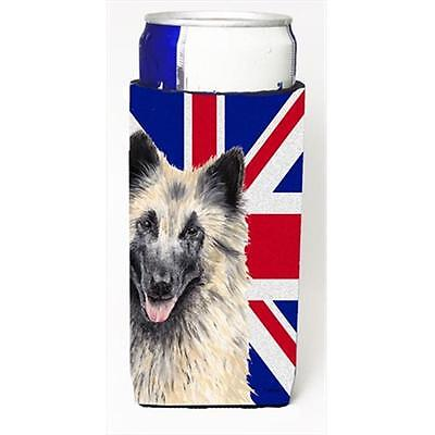 Belgian Tervuren With English Union Jack British Flag Michelob Ultra bottle s...