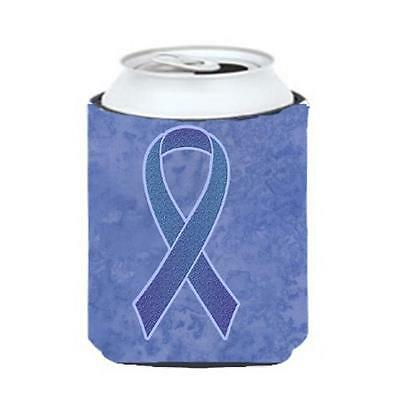 Periwinkle Blue Ribbon For Esophageal And Stomach Cancer Awareness Can Or Bot...