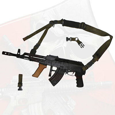 AMD 65 URBAN-SENTRY Hybrid One/Two Point Tactical Patrol Sling Kit