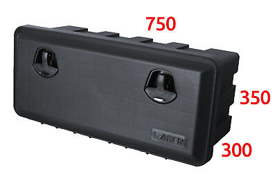 DAKEN Just 750/350/300 TOOL BOX  / Truck Storage Box / Lorry / Bus Tool Case