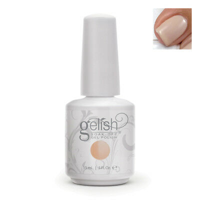 Harmony Gelish Soak Off UV LED Gel Nail Polish Tan My Hide 15ml