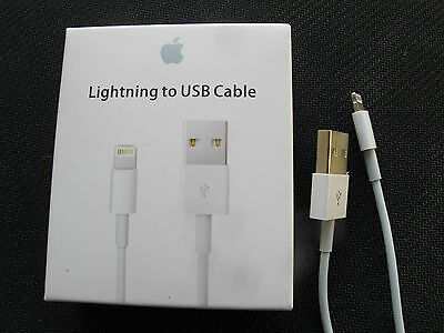 OEM original USB Sync Data Charger Cable Cord for iPhone 5 5C 5S 6 6S Plus iPod