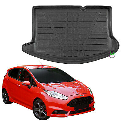 FORD FIESTA mk7 2008-2015  Tailored Boot tray liner car mat Heavy Duty FO100430