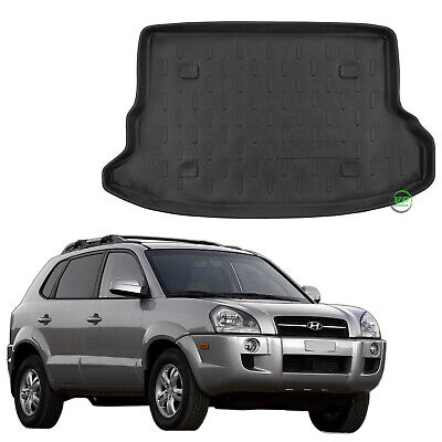 HYUNDAI TUCSON 2004-2010 Tailored Boot tray liner car mat Heavy Duty HY100611