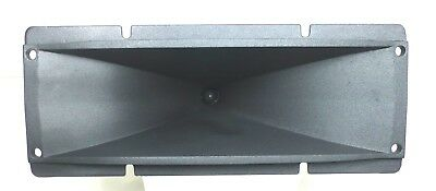 """4""""x10"""" Metal Horn w/ Driver, A Replacement For Speaker Cabinet"""