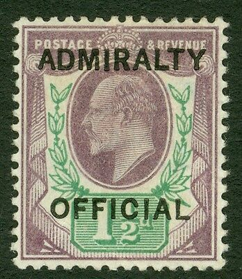 SG 0103 1½d purple & green. Pristine lightly mounted mint