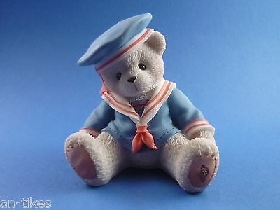 """Cherished Teddies Marty """" I'll Always Be There For You """" 1998 Special Edit #1800"""