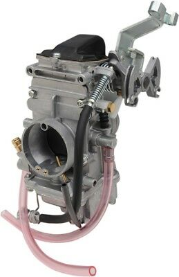 Mikuni - TM33-8012 - Flat Slide TM Series 4-Stroke Carburetor, 33mm 33 mm