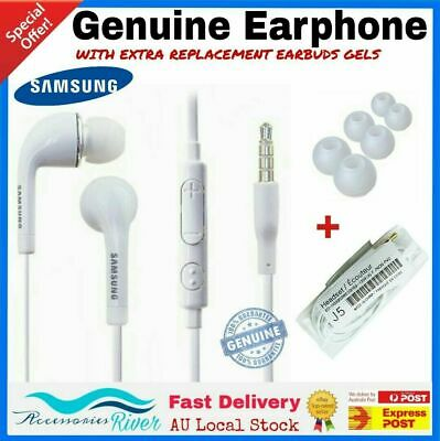 GENUINE Handsfree Headphone Earphone for Samsung Galaxy S3 S4 S5 S6 Note 3