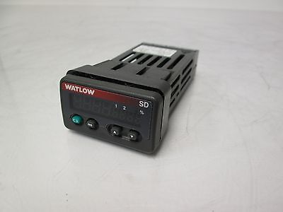 Watlow SD3C-LCJA-AARG Limit Controller 1/32 DIN 24-28VAC/DC J Type Thermocouple