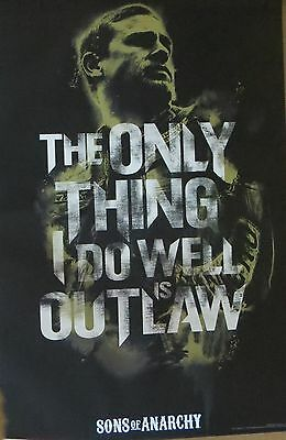 Sons of Anarchy - Outlaw-Licensed POSTER-91cm x 61cm-Brand New