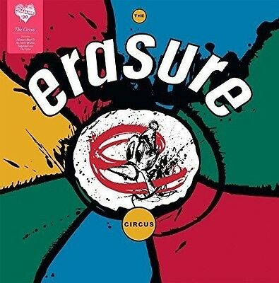 Erasure - The Circus (180G)  Vinyl Lp New+