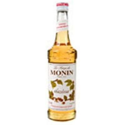 Frontier Natural Products 200931 Monin Hazelnut Syrup