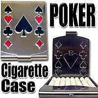 Poker Style Cigarette Holder