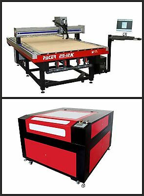 cnc and laser cutting service