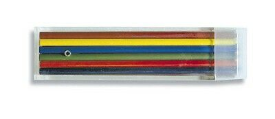 Colour Lead Refill Mecahnical Pencil 3.2Mm Set 90Mm Koh-I-Noor 4042 12Pcs New
