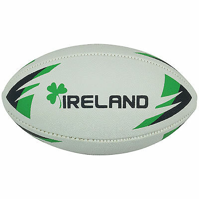 Precision Training Ireland Rugby Ball With Latex Bladder Size Mini rrp£10