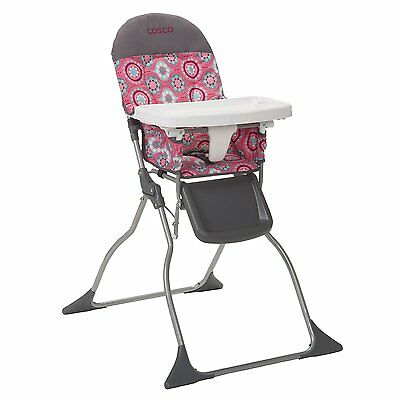 Baby High Chair Feeding Toddler Infant Folding Highchair Booster Portable Seat