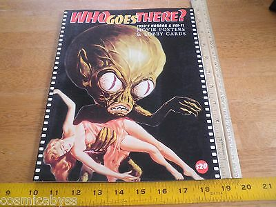 1950's Horror Vintage Movie Posters Hershenson book The Thing Invaders from MARS