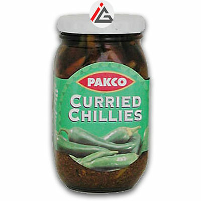 Pakco - Curried Chillies - 350 gm