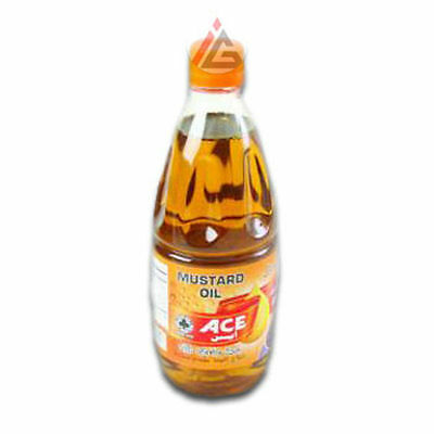 ACE - Mustard Cooking Oil - 1 Litre