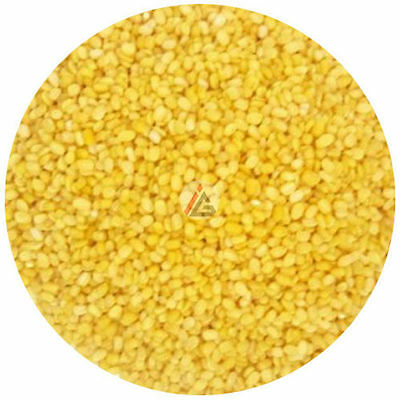 IAG - Split Green Gram (Mung Beans) Without Skin (Dhuli Moong Dal) - 1 KG