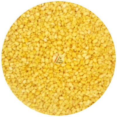 Split Green Gram (Mung Beans) Without Skin (Dhuli Moong Dal) - 1Kg
