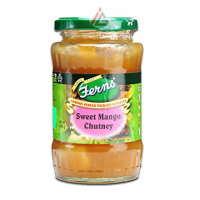Ferns - Sweet Mango Chutney - 440 gm