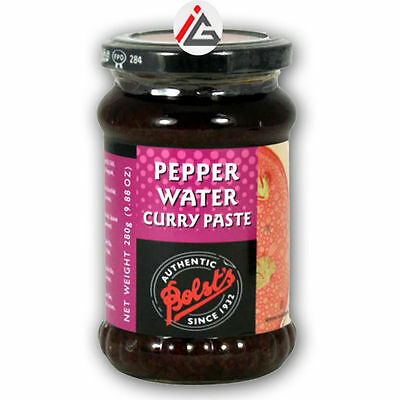 Bolts - Pepper Water Curry Paste - 2x280 gm