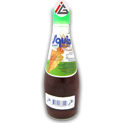 Squid Brand - Fish Sauce - 300 ml