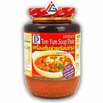 Penta - Instant Tom Yum Soup Paste - 454 gm