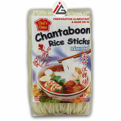 Chefs Choice - Chantaboon Rice Stick Noodle - 375 gm