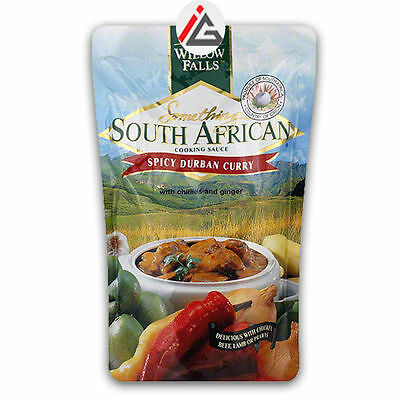 Something South African - Spicy Durban Curry Cooking Sauce - 400 gm