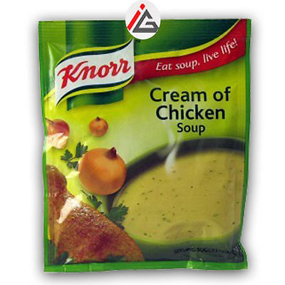 Knorr - Cream Of Chicken Soup - 45 gm